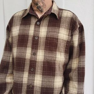 1970s Flannel